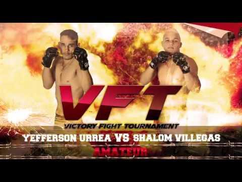 VFT 2 SHALOM VILLEGAS VS YEFFERSON URREA