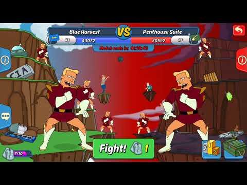 Guild Rumble #14 - Match 09/18 - Blue Harvest vs Penthouse Suite  (17.09.17)