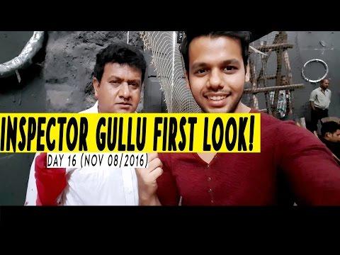 INSPECTOR GULLU FIRST LOOK!!
