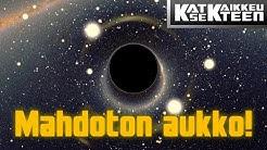 #058 MUSTAN AUKON MAHDOTTOMUUDET