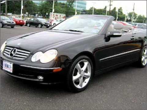 2005 mercedes benz clk class mount laurel nj youtube for Mercedes benz mt laurel