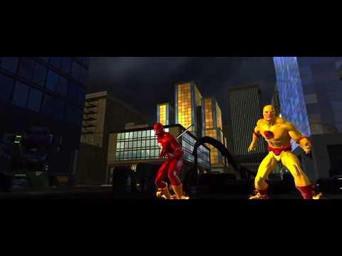 Dcuo- Flash race