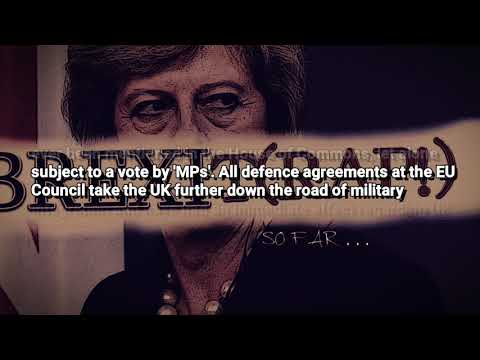 The Brexitrap EU Military Takeover of UK Armed Forces
