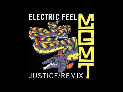 MGMT  Electric Feel Justice Remix