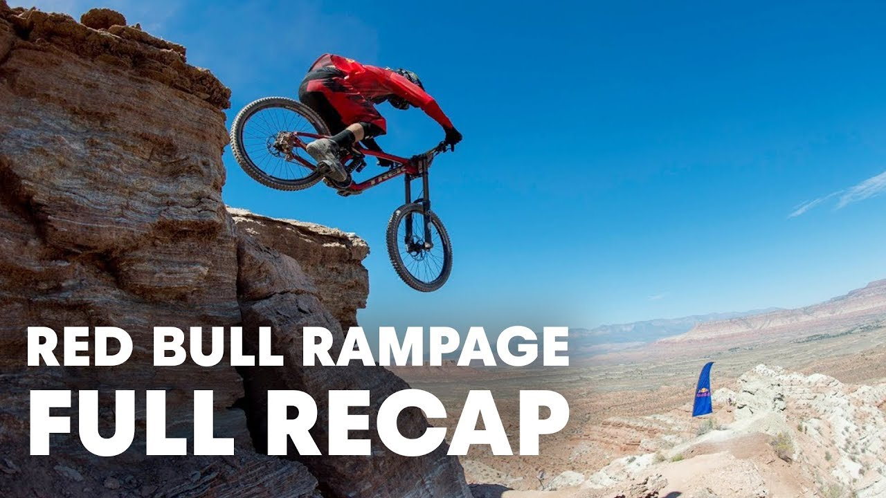 Red Bull Rampage 2012 USA Full Recap