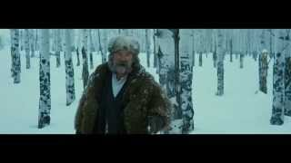 The Hateful Eight Official Trailer - Out in UK & Ireland Cinemas 8th January