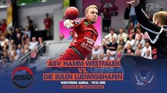 DHB-Pokal Achtelfinale: ASV Hamm-Westfalen vs. Die Eulen Ludwigshafen