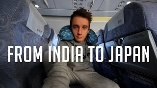 From India To Japan