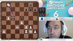 FFL Gata Kamsky | chess24's 6th Birthday Banter Blitz