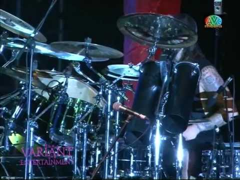MIKE PORTNOY Live In Jakarta 2012 Track 4 - DJARUM ROCK FEST 2012
