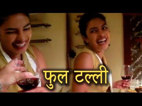 Priyanka Chopra Fully Drunk With Nick Jonas Cooking Pasta ! Mp3