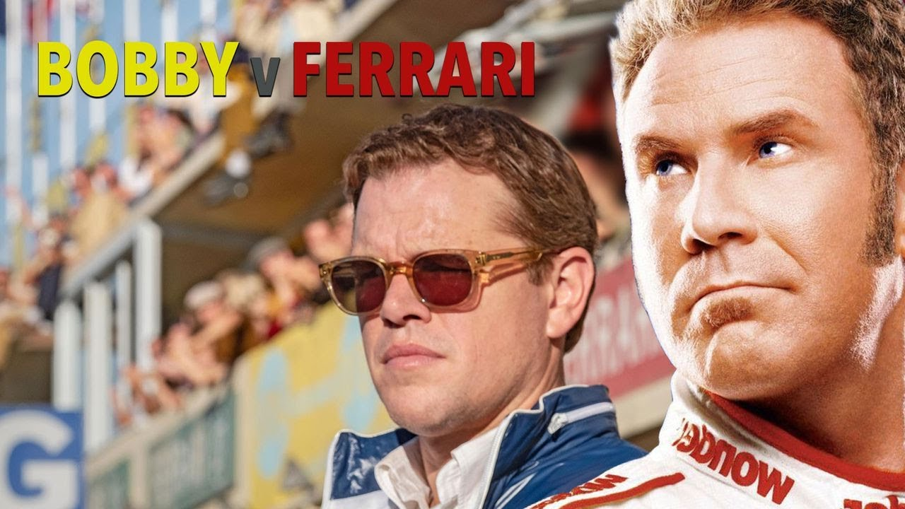 Bobby Vs Ferrari Youtube