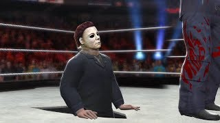 Michael Myers Vs Jason Voorhees - I Quit Match