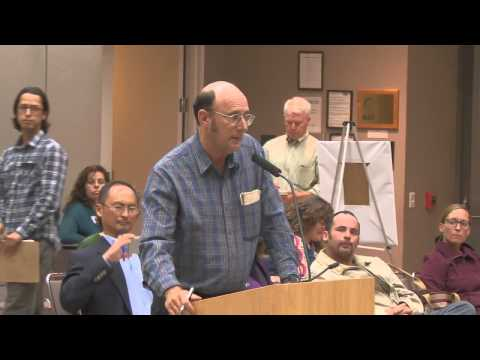 MTC Plan Bay Area II 'Public Participation Plan' meeting, Oct 8, 2014
