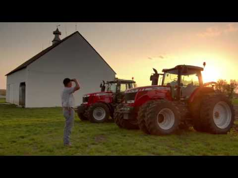 "Massey Ferguson North America ""Most Powerful Tractor"" TV Spot 2017"