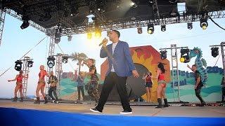 Don Omar en Concierto. Playa Costa Azul de Matamoros