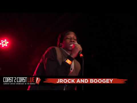 Jrock and boogey Performs at Coast 2 Coast LIVE | Philadelphia Edition 11/14/17 - 5th Place