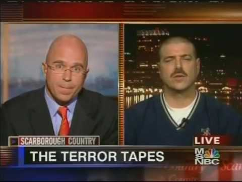 Michael Smerconish guest hosting MSNBC's Scarborough Country, 2006