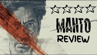 Manto Movie Review | Standing Ovation For Manto & Nawazuddin Siddiqui