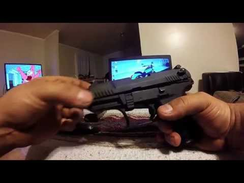 Walther P22 How to take apart disassembly teardown field strip