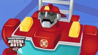 Transformers: Rescue Bots - Season 4 Exclusive Trailer