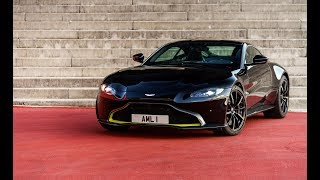 Aston Martin Vantage 2019 Car Review