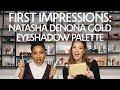 First Impressions: Natasha Denona Gold Eyeshadow Palette | Sephora