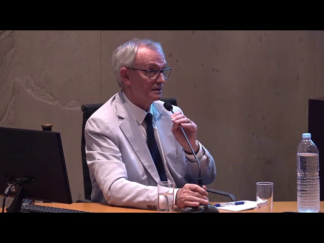 Debate con Antón Costas en Foroe: