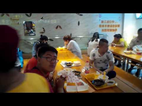 Mudanjiang food court