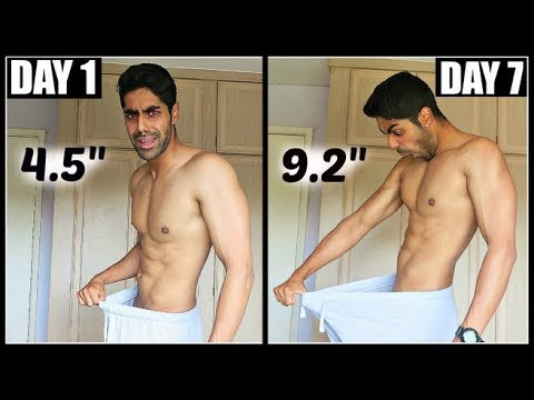 How To Get A Bigger D*ck In 1 Week - 100% WORKS!!