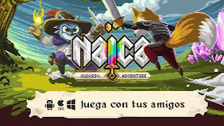 Naica Online android game first look gameplay español 4k UHD