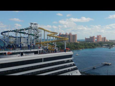 MSC Divina Nassau Island Highlights Tour & Atlantis Paradise Island Bahamas, Caribbean Cruise 2017