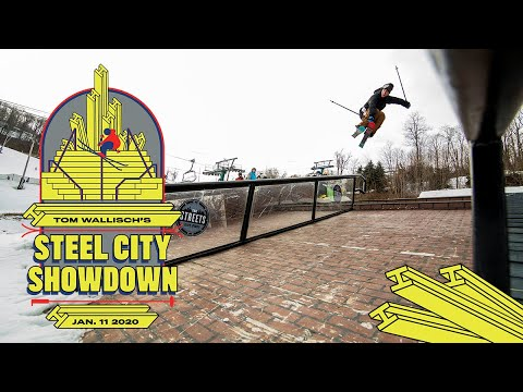 "Tom Wallisch's ""Steel City Showdown"" FINAL"