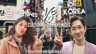 FILIPINO VS. KOREAN CULTURE | K Talks with Therese ft. Kyungmin Kim