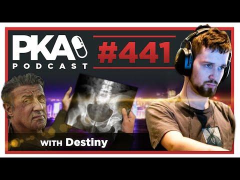 PKA 441 w/ Destiny - Rambo Last Blood, Taylor's Injury, Hosts vs Action Stars
