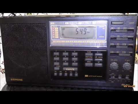 Jil FM on 549 kHz