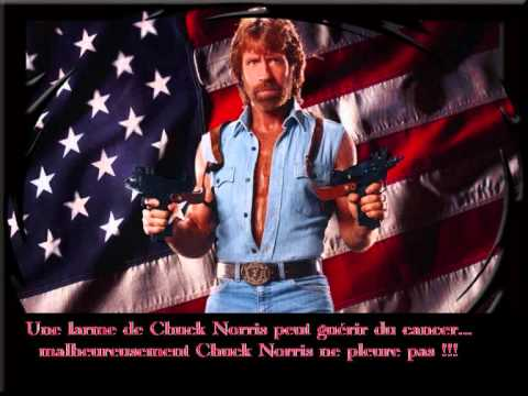 Chuck Norris Facts FR ...