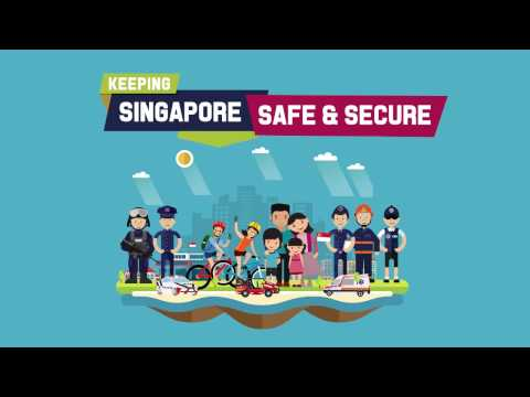 MHA Committee of Supply 2017 - Keeping Singapore Safe and Secure