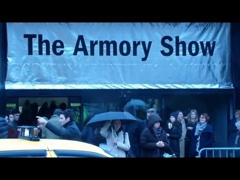 THE ARMORY SHOW - New York 2013