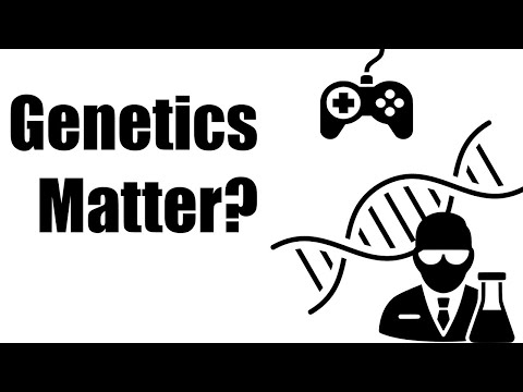 Does Genetics matter in Video Games?