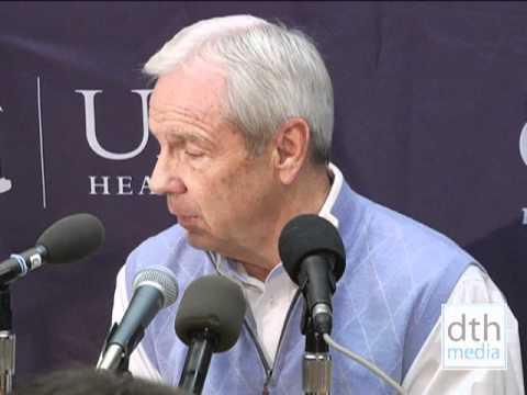 Larry Drew II Departure Press Conference