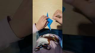 공룡 종이접기 (스피노사우루스)