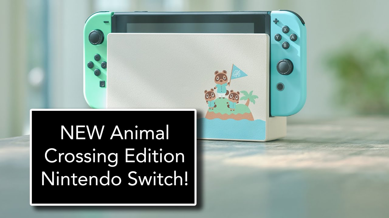 'Animal Crossing' Nintendo Switch Console: Deals at Target, Best ...