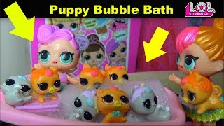 LOL surprise Biggie Pets LOL surprise bigger surprise LOL surprise series 4 pets TINY PETS