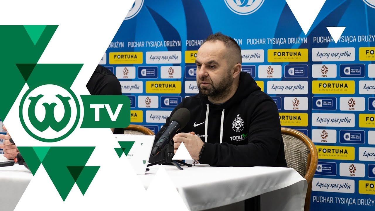 Warta Poznań odpadła z Pucharu Polski