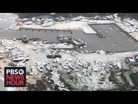 Why Hurricane Dorian