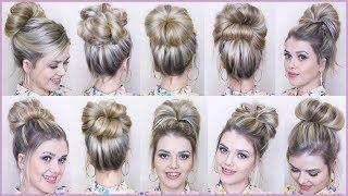 видео Прически на длинные волосы на каждый день фото