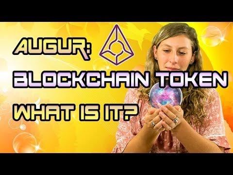 Augur - Blockchain Token: What is it?