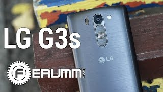 lG G3S Обзор