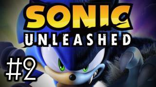 Sonic Unleashed - Ep. 2 - Windmill Isle Werehog w/ ChimneySwift11 (Xbox 360)
